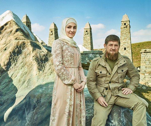 В рамках события будет представлено примерно 50 платьев, созданных дочерью Кадырова
