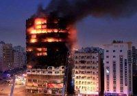 Крысы поджигают жилые дома в Шардже