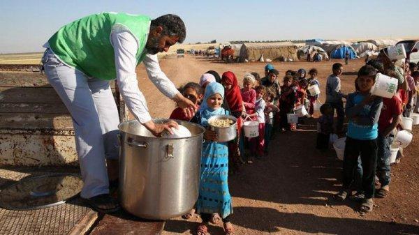 В Сирии порядка 2,9 млн. человек нуждаются в срочной помощи