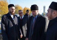 Муфтий Татарстана встретил верховного судью Палестины
