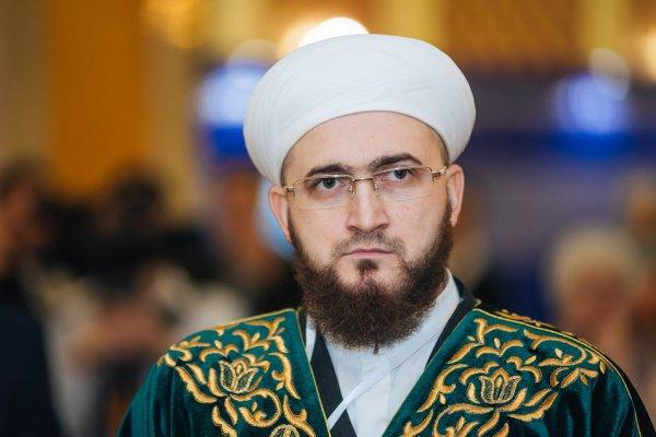 Муфтий подчеркивает, что в системе ценностей ислама любовь занимает особенное место