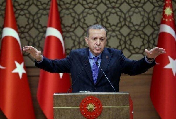 Реджеп Эрдоган обвинил посла США в Турции Джона Басса в формировании визового кризиса