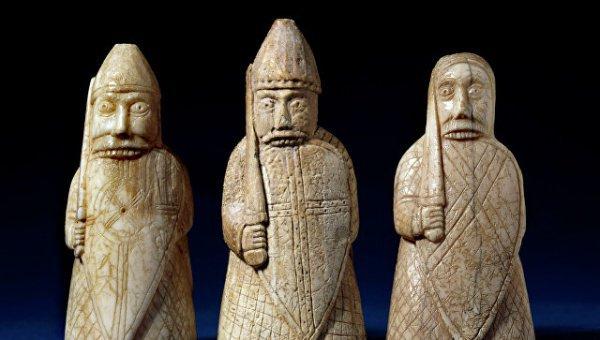 Ранее утверждалось, что арабские артефакты в могилах эпохи викингов— исключительно результаты разграбления