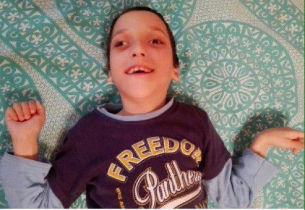 12-летний Ильнур Гараев