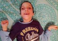 Поможем вместе: Вместо счастливого детства приступы эпилепсии (Сбор закрыт)