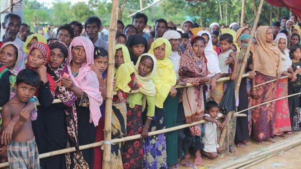 В сентябре прекращена работа в регионе английской гуманитарной организации Muslim Aid