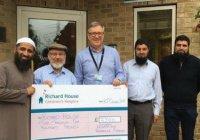 В Великобритании мечеть собирает деньги для детского хосписа