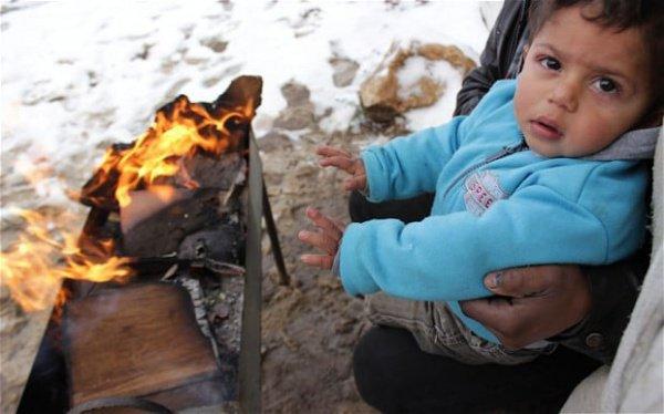 В Ливане, Турции, Иордании, Сирии, Египте и Ираке насчитывается порядка 15 миллионов беженцев и внутренне перемещенных лиц