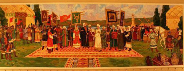 Культовые сооружения Волжской Булгарии