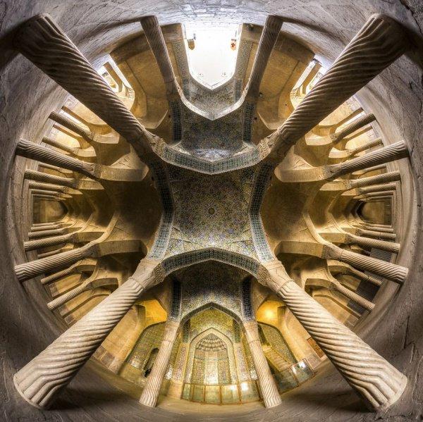 Мечеть Вакиль, Иран