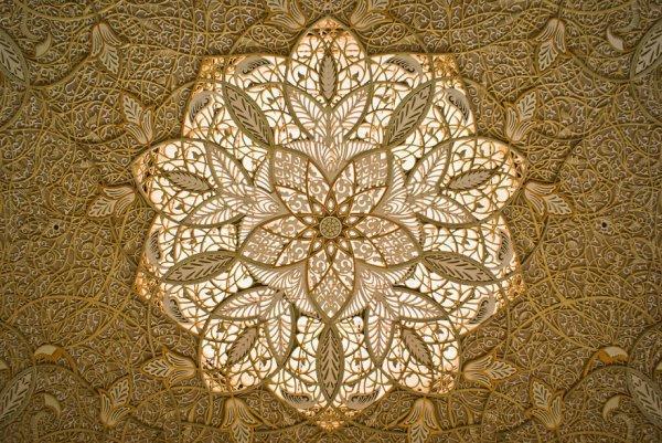 Мечеть шейх Заеда, ОАЭ