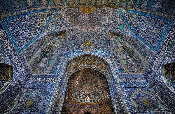 Мечеть Исхафан, Иран