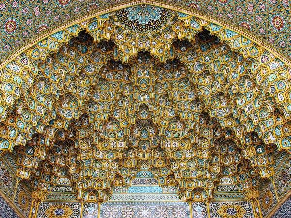 Мавзолей Фатимы Масуме, Иран