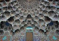 20 фото потолков мечетей, показывающих потрясающую красоту исламской архитектуры