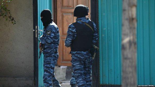 46-летнего мужчину задержали во время мероприятий спецслужб