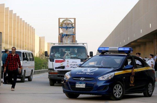НаСинае атаковали египетские пункты пропуска: шестеро погибших