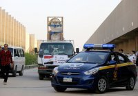 На Синае террористы атаковали 2 КПП