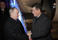 Путин поздравил победителя выборов президента Киргизии