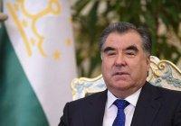 Президент Таджикистана назвал залог стабильного мусульманского мира