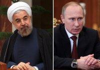 Стали известны темы переговоров Путина и Роухани