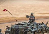 Турция заявила о намерении «покончить с курдами»