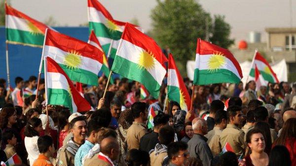 Конфликт между Иракским Курдистаном и официальным Ираком продолжается.