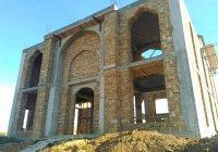 Татарстан помогает строить в Крыму мечеть