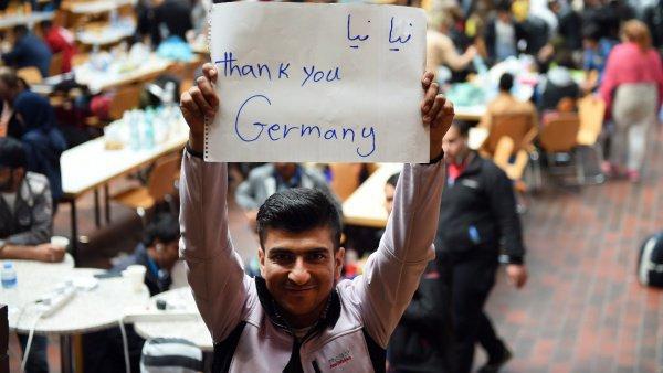 Беженцы помогают Германии бороться с терроризмом.