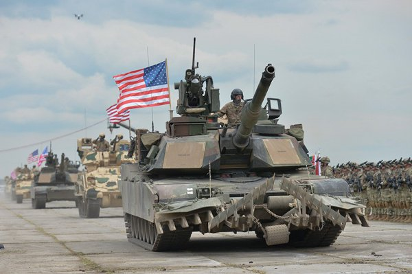 Новая военная операция США.