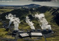 Электростанцию с «отрицательными выбросами» открыли в Исландии