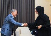 Минниханов в ОАЭ: Татарстан готов поддержать борьбу с международным терроризмом
