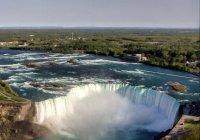 Мальчик выжил после падения с Ниагарского водопада