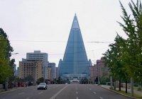 В Корее продолжили строить самое некрасивое здание в мире