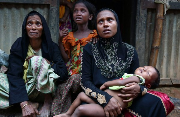 Власти Мьянмы продолжают притеснения мусульман-рохинджа.