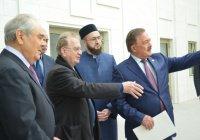 Муфтий РТ – на встрече с Михаилом Пиотровским