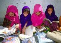 Правозащитники обеспокоены необразованностью женщин в Афганистане