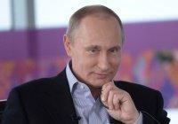 Владимир Путин рассказал о женщине-президенте России