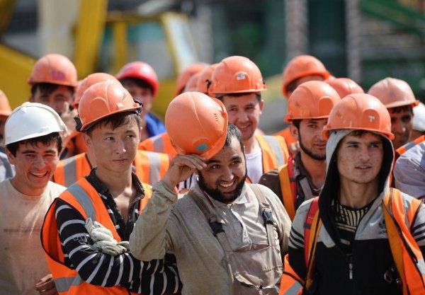 Россия ратифицирует соглашении об адресном трудоустройстве мигрантов.