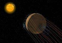 У Марса нашелся «магнитный хвост»