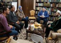 Муфтий Татарстана встретился с гостями из Марокко
