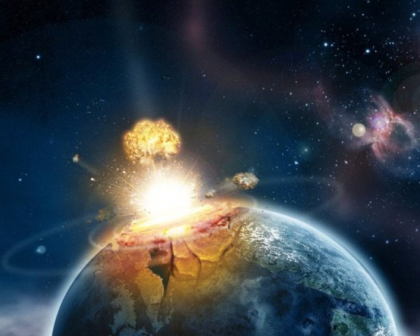 За год на Землю падает порядка 6 метеоритов