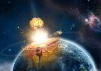 Ученые: Метеорит может упасть на голову случайного прохожего