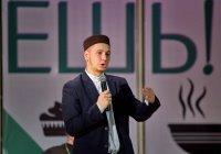 Мусульманские богословы рассказали молодежи о здоровом питании