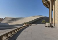 Дизайн мечети вызвал дискуссии в Иране