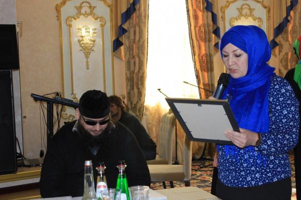 В Ингушетии прошел I Всероссийский конкурс незрячих чтиц Священного Корана