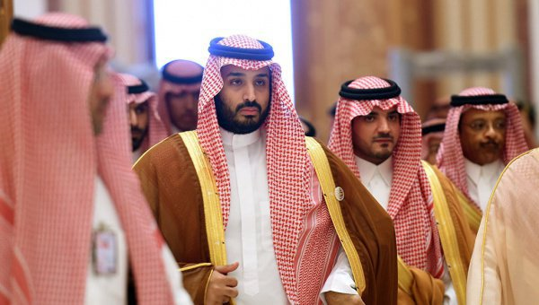 Мухаммад бин Салман - главный претендент на саудовский трон.