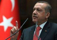 Эрдоган: «Террористы РПК контролируют четверть территории Сирии»