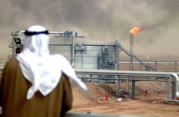 """Саудовская Аравия по-прежнему переживает """"нефтяной кризис""""."""