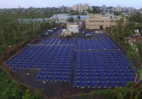 Tesla установила в Пуэрто-Рико первые солнечные панели