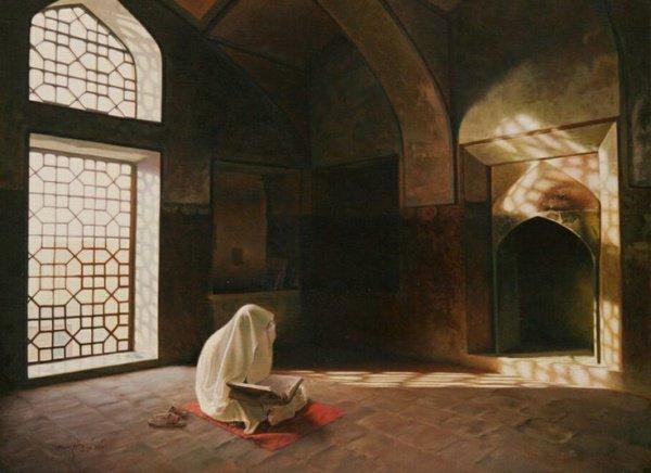 Посоветуй мне что-нибудь, Аллах мой!